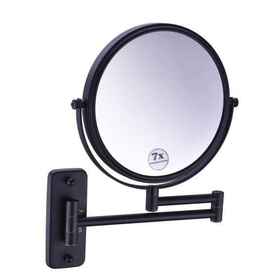 Pin On Top 10 Best Wall Mounted Makeup Mirrors In 2020