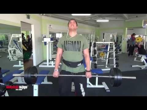 HIT Trainingsplan für #bodybuilding Muskelaufbau Tag 3 RÜCKEN BIZEPS BAUCH| AMERICAN-S...