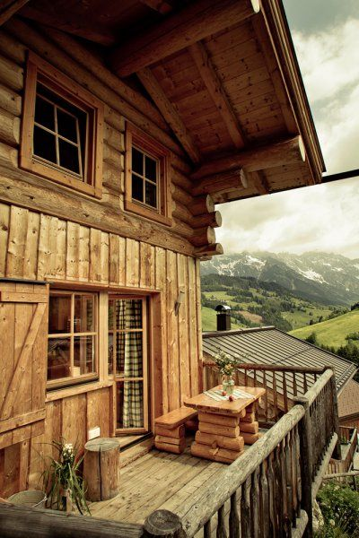 Murmeltier Chalet, Hüttendoirf Maria Alm, Salzburg, Austria, rustic alpine living