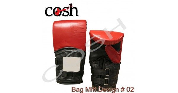 MMA Fight Gloves By Cosh: