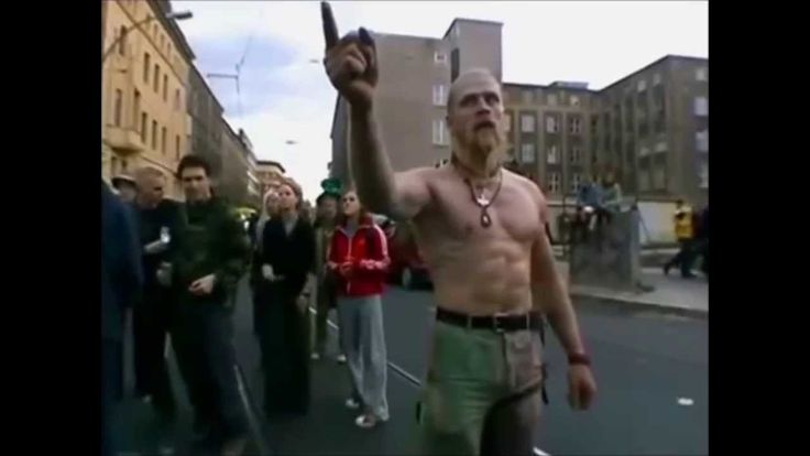 Watch The New Techno Viking Documentary . Find out the story behind dance music's most infamous meme.
