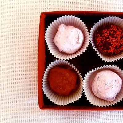 Homemade Chocolate Truffles - Chocolate Truffles Recipe - Good Housekeeping