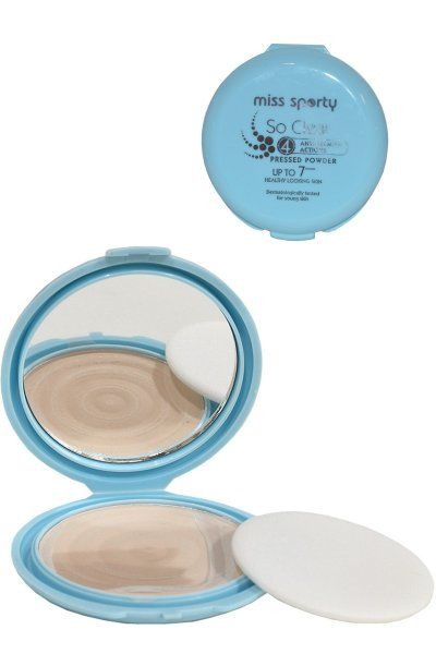 Miss Sporty Transparent, this is my absolute favourite face powder, it's a shame the company don't make it anymore :(