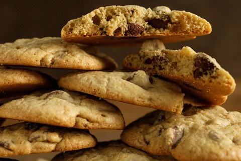 Gluten-Free Chocolate Chip Cookies: Gluten Free Chocolates, Gluten Free Desserts, Chocolates Chips Cookies, Choc Chips Cookies, Cookies Recipes, Glutenfr Chocolates, Gluten Free Cookies, Chocolate Chip Cookies, Gluten Fre Chocolates
