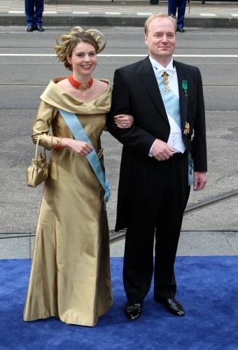 Princess Annemarie, wife of Princess Irene's son Prince Carlos of Bourbon-Parma