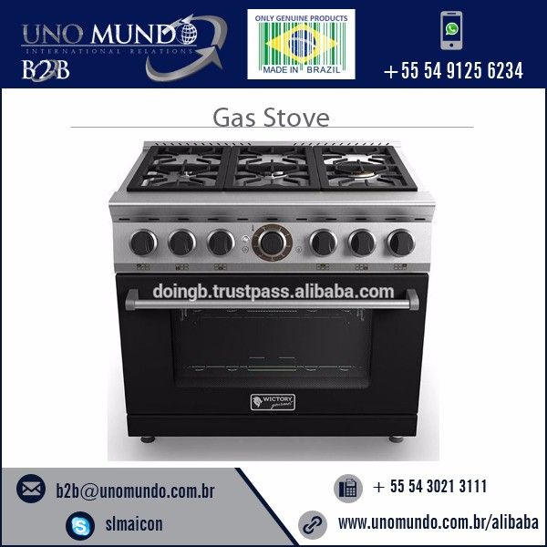 Bulk Manufacturer of Cooking Portable Gas Stove Price