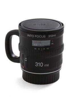 Pour and Shoot Mug, #ModCloth...I so want this..