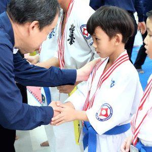 IKKA - Kyokushin Karate Aldiova Mahesa