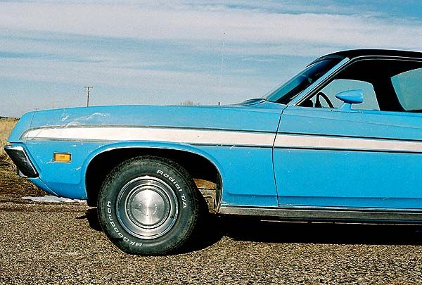 Ford Ranchero 1971 For Sale in Albuquerque