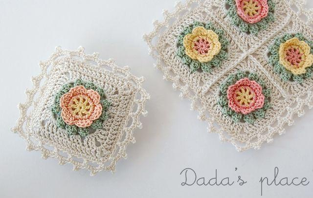 Dada's place: Little lavender sachets