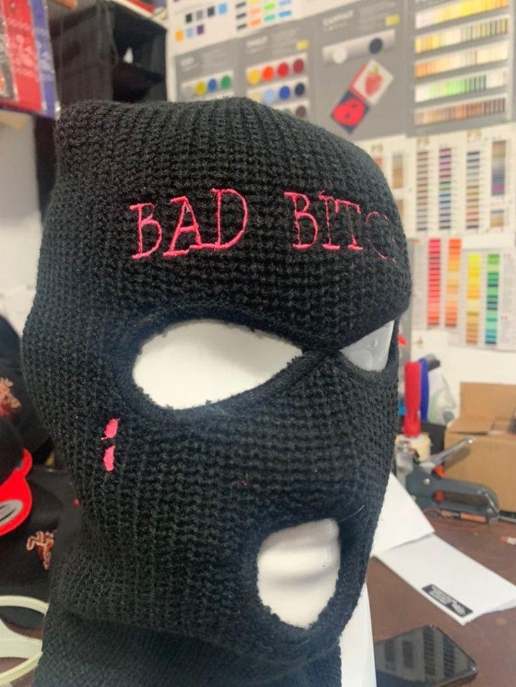 Personalized ski mask/ embroidered face mask/ balaclavas