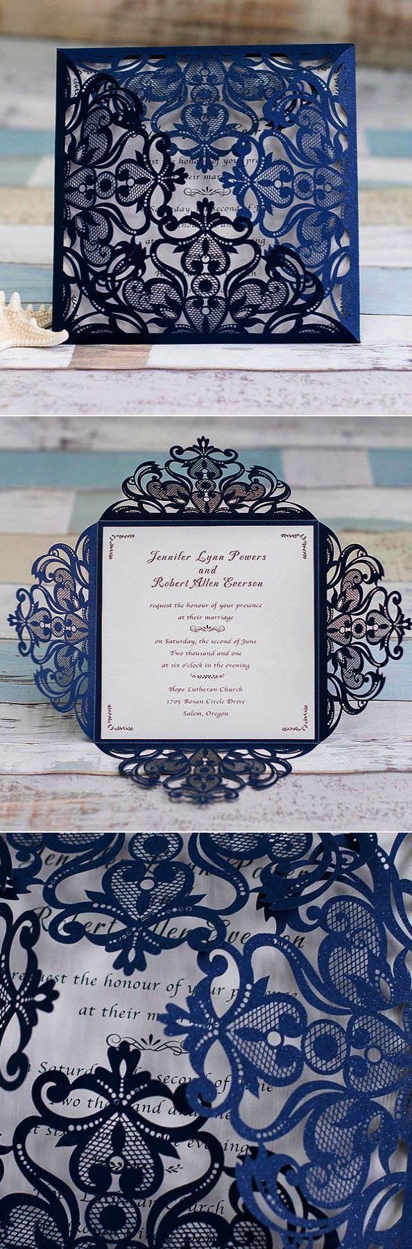 Pin on wedding invitations design