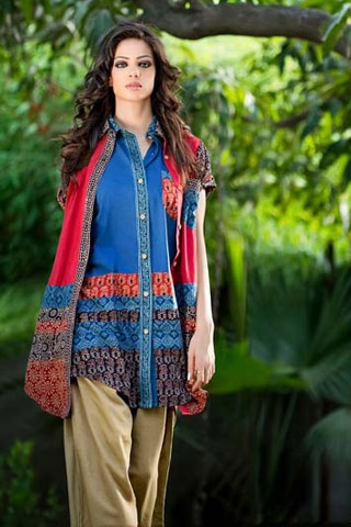 Ready to Wear Collection 2012 by Yahsir Waheed | Fashion Pakistan, Pakistani Fashion, Pakistani Fashion Designers,