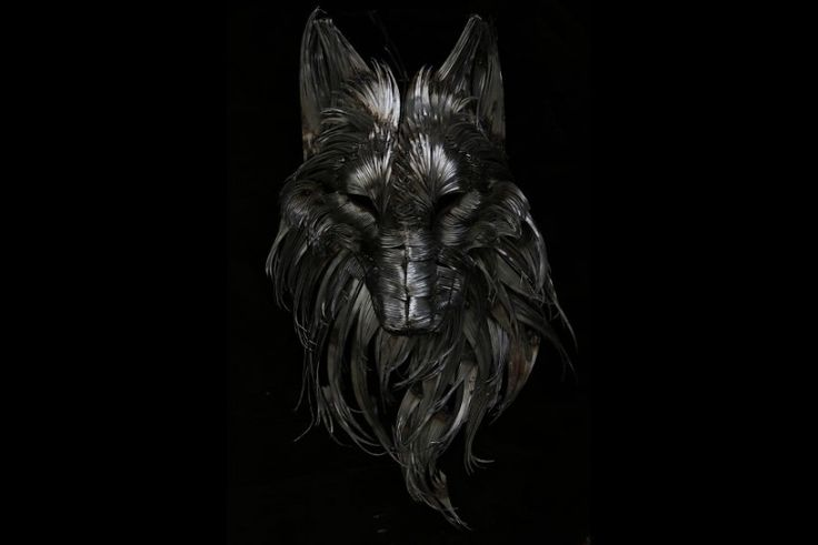 ошеломляющие истории картинки стальной волк них