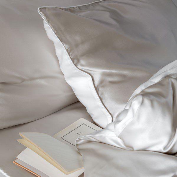 best 20 silk bedding ideas on pinterest