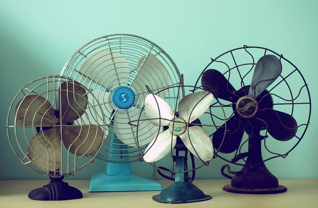 the only way to make it through summer on the top floor of a building with no ac.