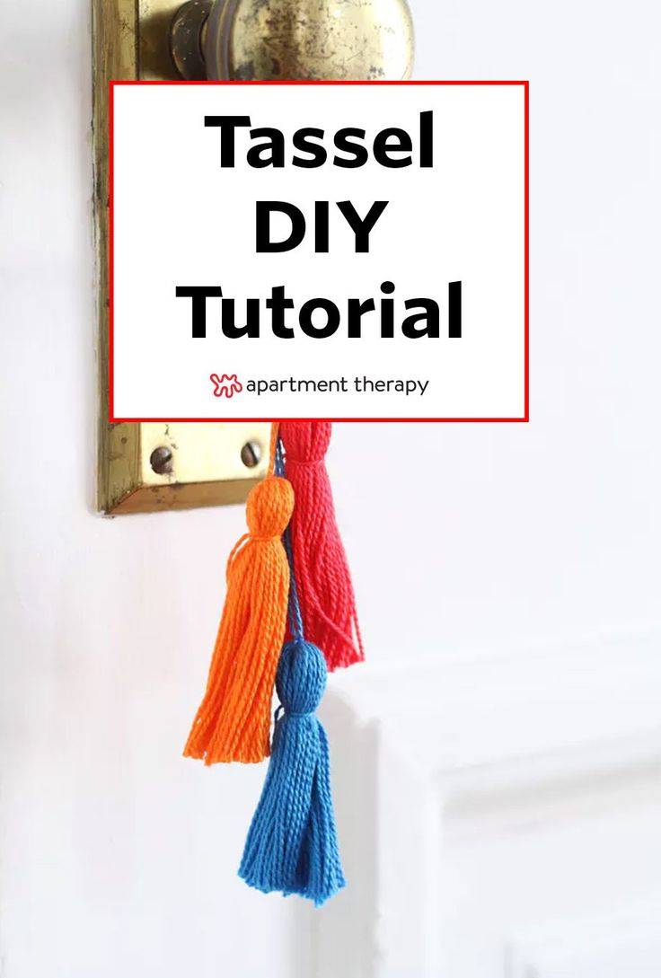 How to make a low cost ikea cat bed apartment therapy - How To Make Your Own Tassels Apartment Therapy Tutorials