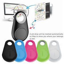 Mini Smart Bluetooth GPS Locator Tag Alarm Tracker Kid Pet Car Finder Tracer New