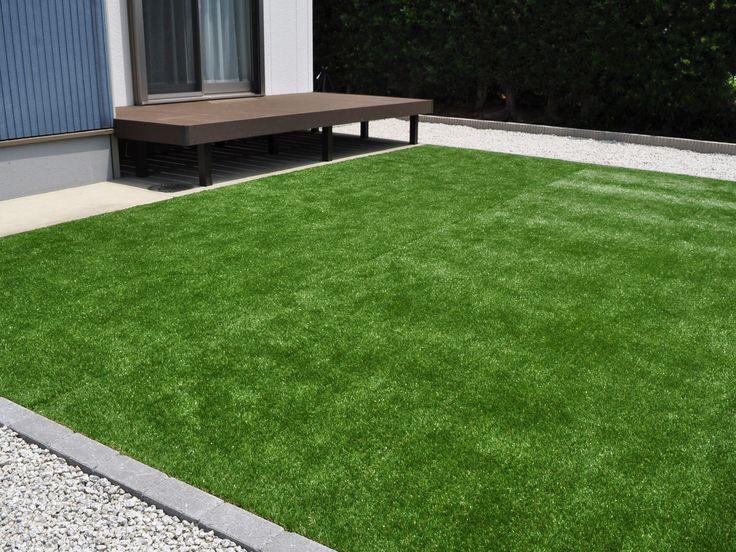 広いお庭の防草対策と多目的に使えるお庭プラン 西区 M様邸 浜松市 ... 多目的空間には当社一押しの人工芝30㎜タイプを施工させて頂き空きのこないグリーンが年中楽しんで頂けます。手触りも良くリアルな人工芝です。