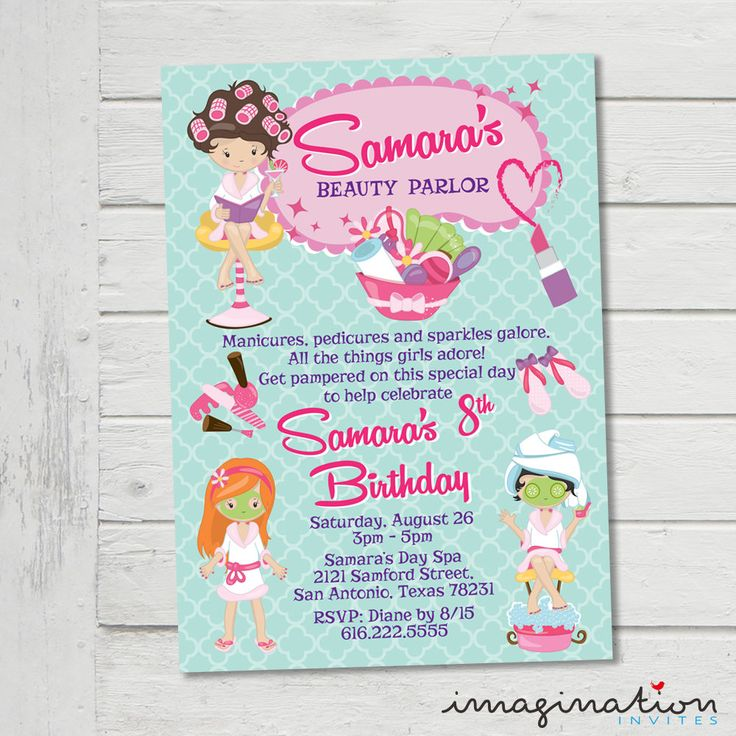 40 best Birthday Invites images on Pinterest | Invites, Card stock ...