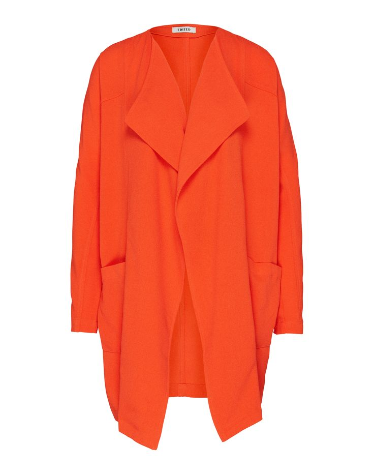 Leichte Übergangsjacke von EDITED the label @aboutyoude http://dein.aboutyou.de/p/edited-the-label/leichte-uebergangsjacke-renee-2193171?utm_source=pinterest&utm_medium=social&utm_term=AY-Pin&utm_content=2016-04-KW-19&utm_campaign=Spring-Board