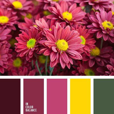 Цветовая палитра №2597 | IN COLOR BALANCE