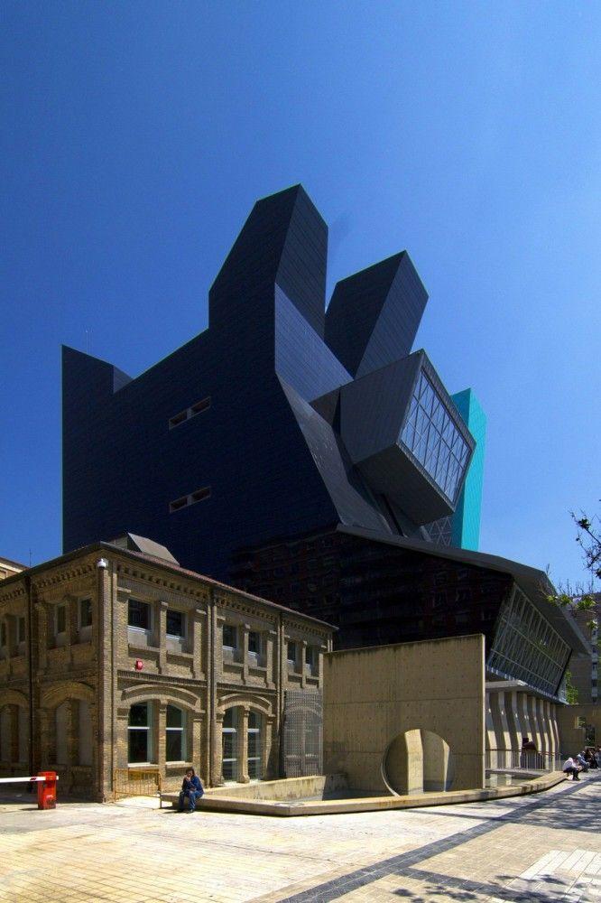 Pablo Serrano Museum, Zaragoza Spain