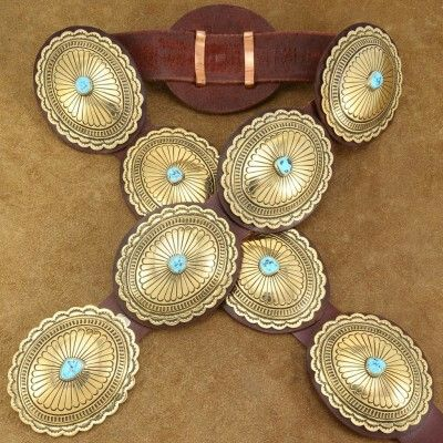16 best navajo concho belts images on pinterest concho