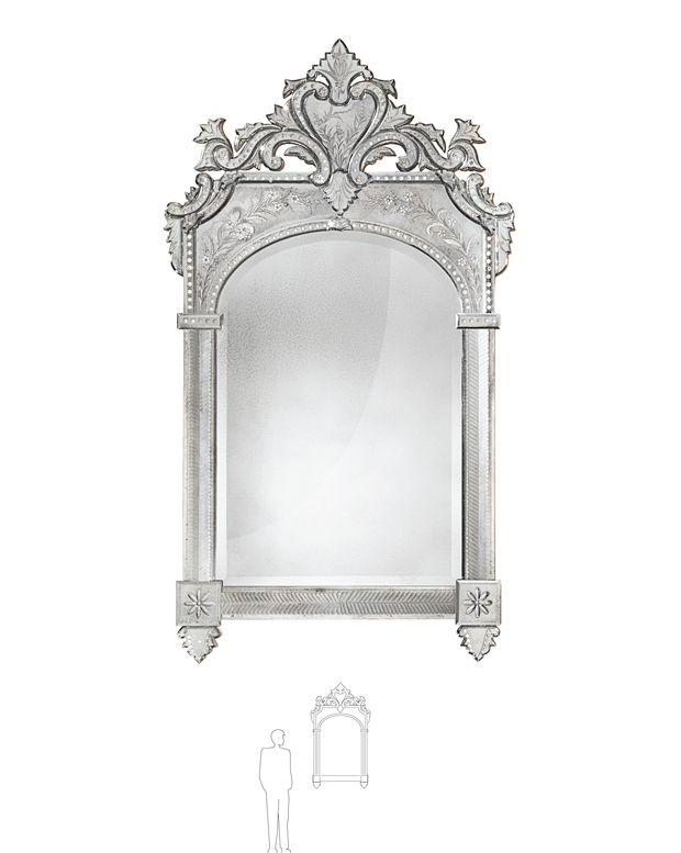 Oltre 1000 idee su specchio francese su pinterest divano francese specchi e specchi veneziani - Specchio in francese ...