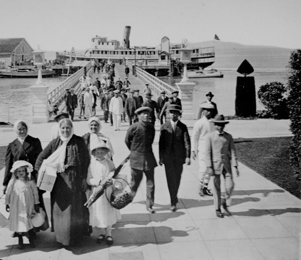 Immigration News: 100 Best Images About Elis Island Immigration 1902-1913 On
