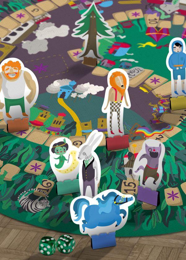 124 best Board & Card Game design inspiration images on Pinterest