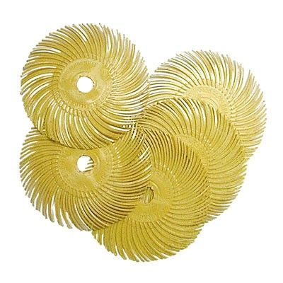 Scotch-Brite Radial Bristle Discs & Mandrels-Woodworker's Hardware