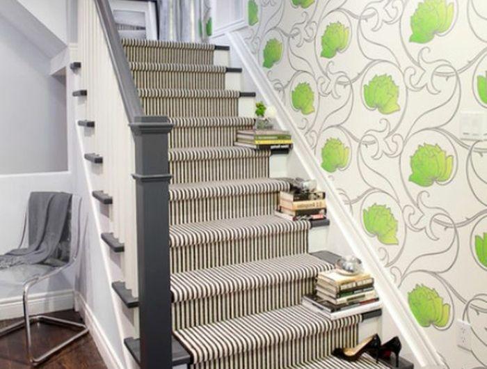 Le Tapis Pour Escalier En 52 Photos Inspirantes Escalier