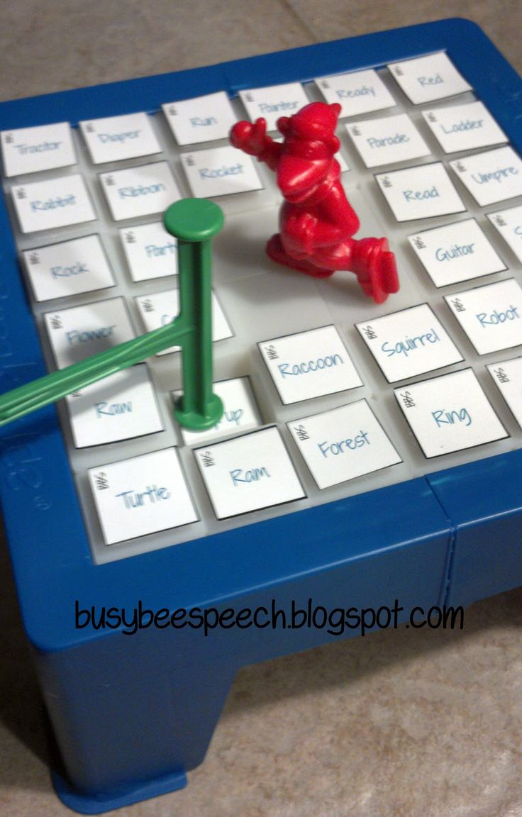 Don't Break the Ice game with sight words