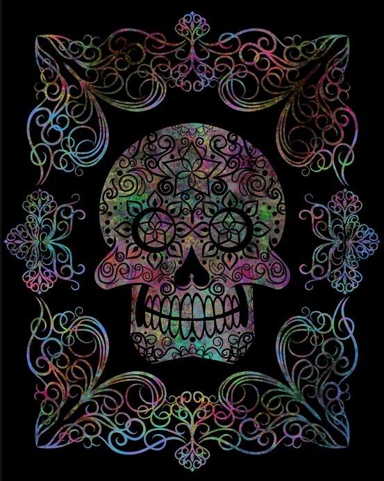 wallpaper additionally sugar skull - photo #9