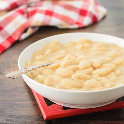 Butter Beans   Magnolia Days