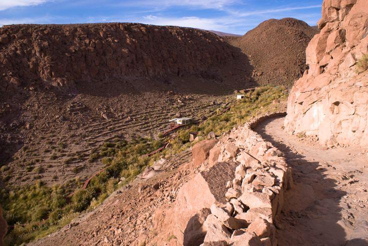 TRANSFER Monograph 01 Desert | Thermal Springs of Puritama, Germán del Sol, Chile, 2000 | © Felipe Camus