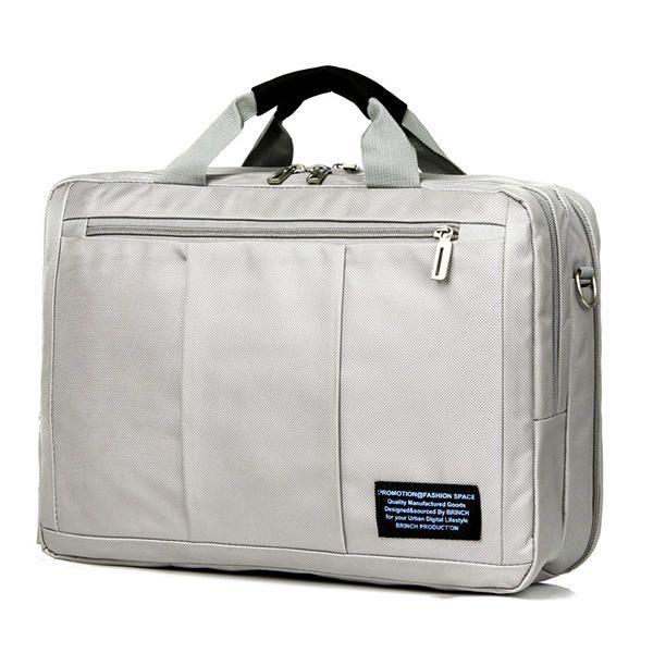 Men Oxford Multifunction Business Bag Laptop Bag Handbag Computer Backpack - US$41.50