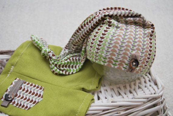 Neugeborene jungen-Set: Hose & Hut Baby von LovelyBabyPhotoProps