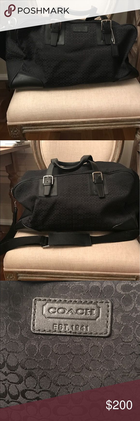 coach luggage outlet eags  Coach duffle bag