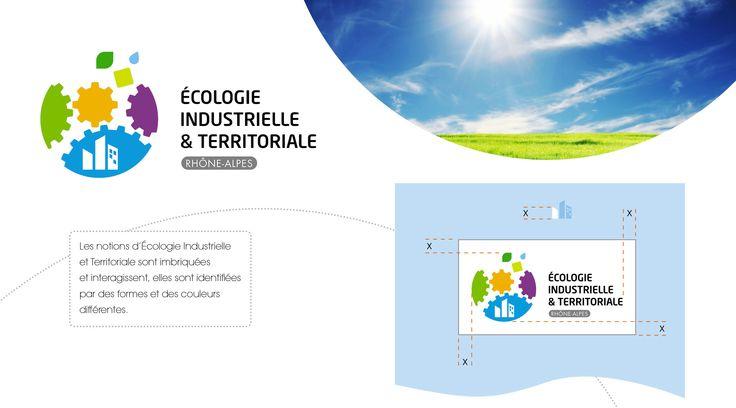 Écologie Industrielle et Territoriale - Logo et charte graphique