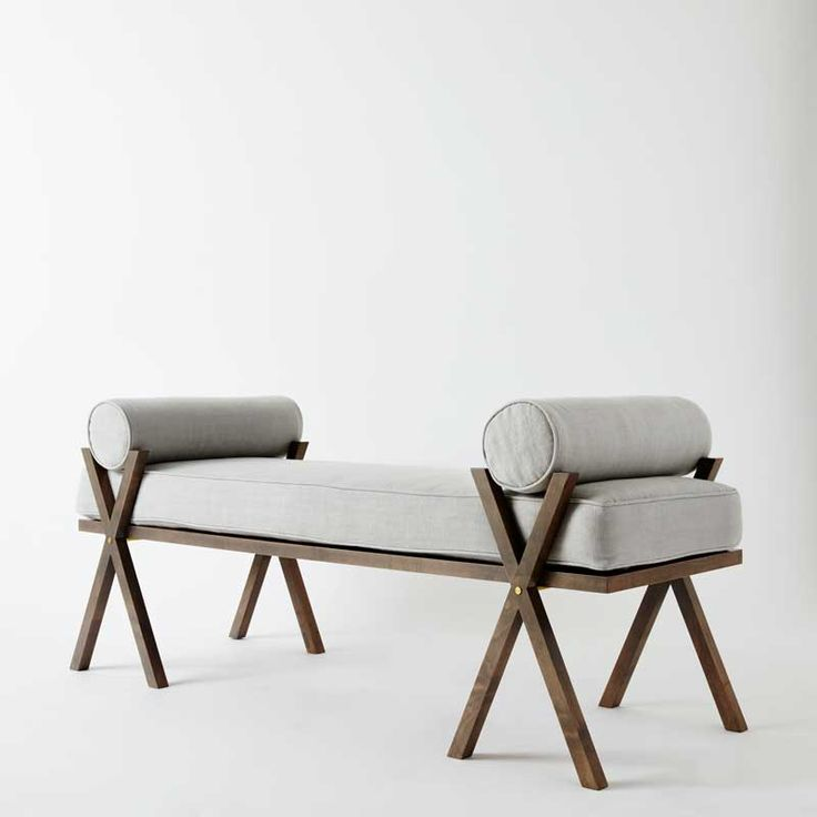 Camp Bench by Katy Skelton
