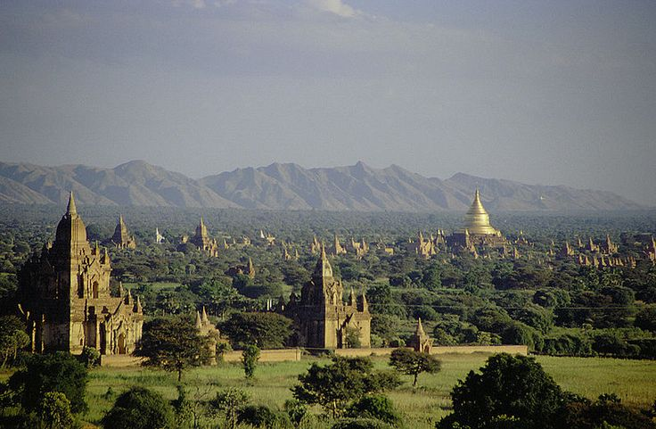 My next destination is Bagan! What about you