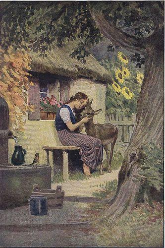 Die schönsten Kindermärchen der Brüder Grimm / Bild 07 | by micky the pixel