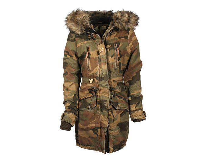 Khujo Damen Winter Jacke Freja Camoflage Jetzt bestellen unter: https://mode.ladendirekt.de/damen/bekleidung/jacken/sonstige-jacken/?uid=33c32f48-bbbb-562b-97a5-4383eec75238&utm_source=pinterest&utm_medium=pin&utm_campaign=boards #sonstigejacken #bekleidung #jacken