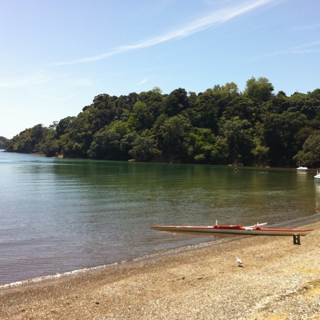 Kowharewa Bay - Tutukaka Coast - inner harbour beach great for young kids on a sunny day!!