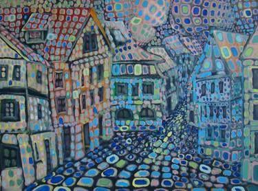 "Saatchi Art Artist Agata Padol; Painting, ""Austria"" #art"