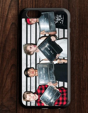 5 Second Of Summer Band Music iPhone 6 | 6S Case