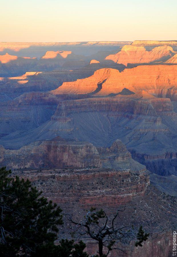 Гранд Каньон (Grand Canyon), Аризона (Arizona)