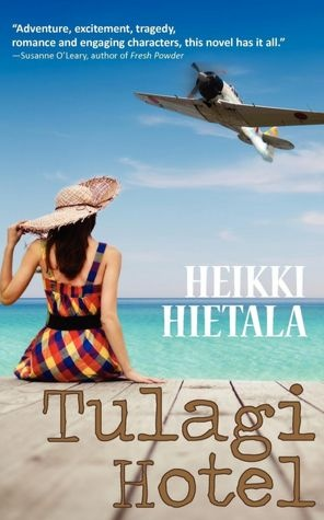 Tulagi Hotel: A World War II Romance is a novel I wrote and it is now available on B and Amazon.